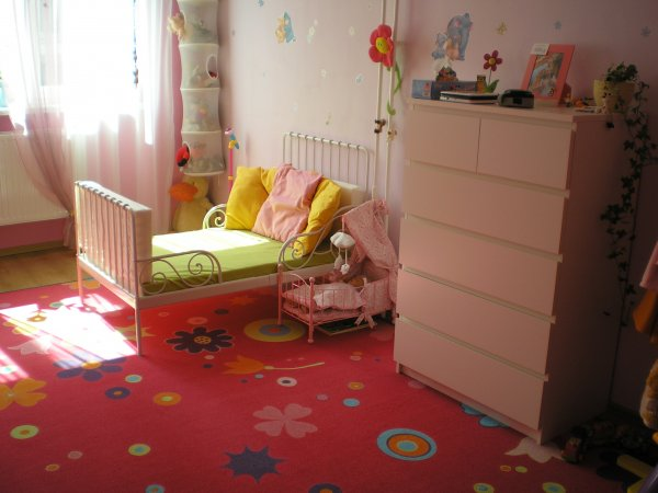 Bydlení čtenářů: Dětský pokojíček