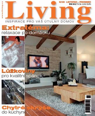 Další číslo časopisu Living právě v prodeji!