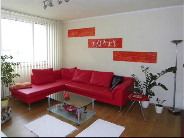 Soutěž o nejhezčí obývací pokoj - 14. - 18. místo