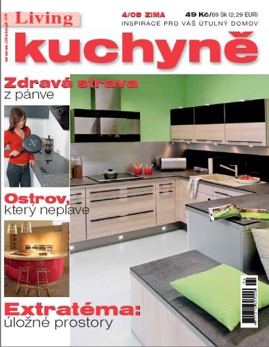 Nové číslo časopisu Living Kuchyně právě v prodeji!