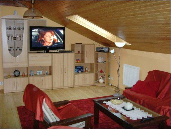 Bydlení čtenářů: Obývací pokoje