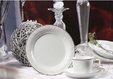Silvestrovský stůl
