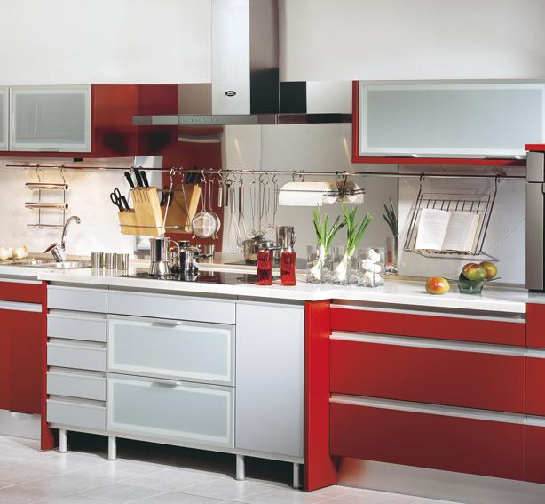 Kuchyně - Drátěný program v kuchyni