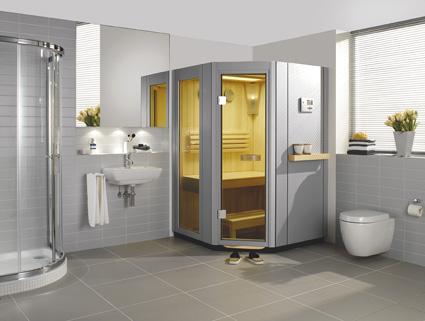 Komfort sauny jako součást bydlení