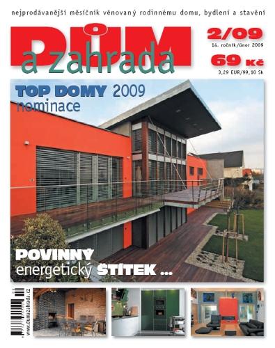 Nové číslo časopisu Dům a zahrada právě v prodeji!