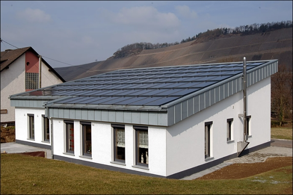 Zelené budovy: na výsluní i v době recese