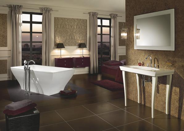 Romantika v koupelně