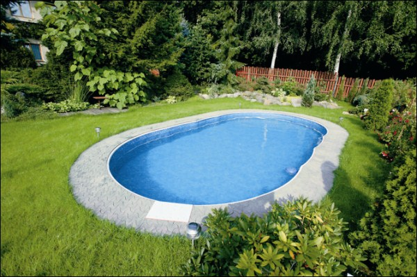Aby voda v bazénu byla křišťálová