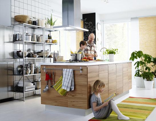 Ostrov v kuchyni