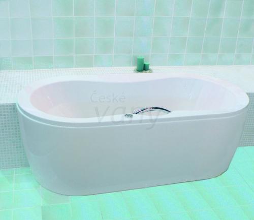 Masáž doma ve vaně