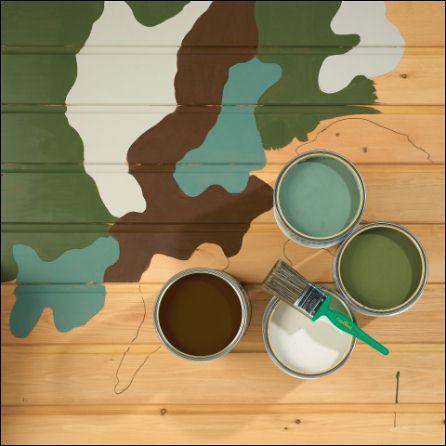 Příprava povrchu na malování