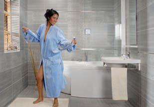 Užijte si koupel s vaší oblíbenou hudbou a zábavnou elektronikou