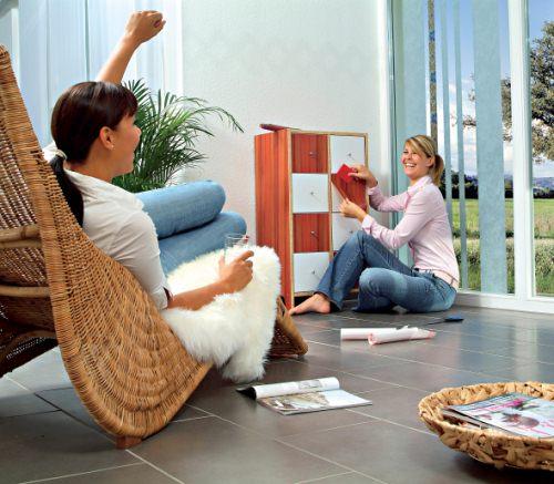 Nový obývák levně a rychle, aneb chce to změnu!