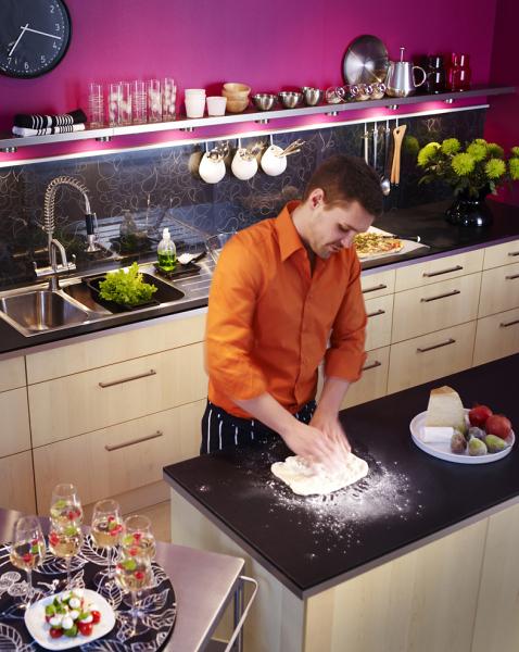 Kuchyně pro pány