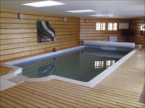 Vnitřní bazén... Jak na to?