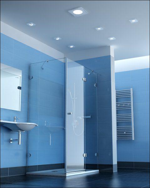 Chcete do koupelny bezpečné osvětlení?