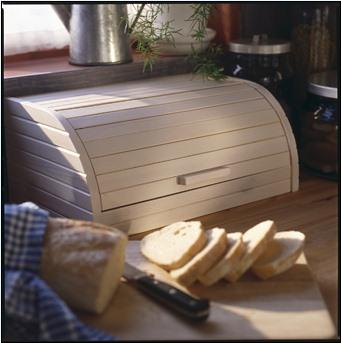 Dřevo v kuchyni