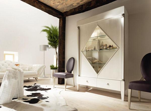 Romantický retro nábytek: klasické postupy a moderní materiály
