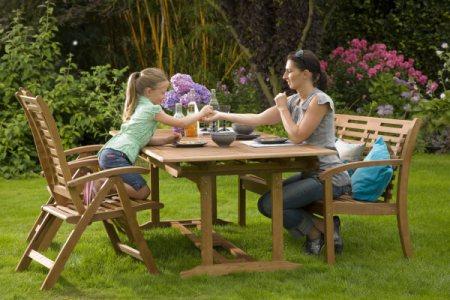 Jak vybrat správně zahradní nábytek