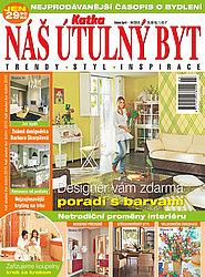 Výherci soutěže o předplatné časopisu Náš útulný byt