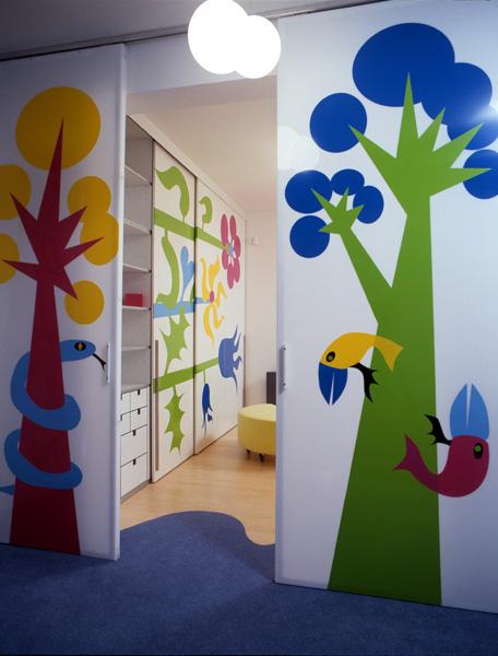 Inspirace od Zuzany Jančuškové: Dětský pokoj
