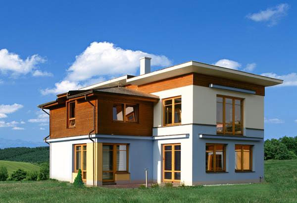 Nechte si postavit dům od profesionálů a to, co zvládnete, si na stavbě udělejte svépomocí