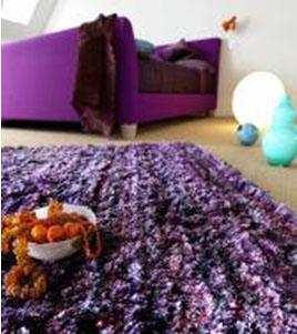 Zimní podlaha s hřejivým kobercem