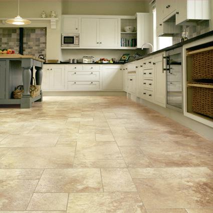Extrémně odolná podlahová krytina