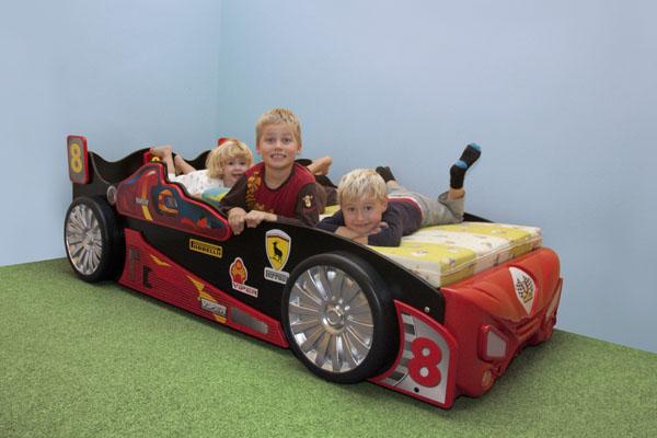 Výherci soutěže o dětskou postel a vaničku Kaldewei