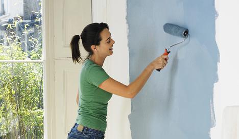 MALOVÁNÍ: 1. díl - Oživte interiér bytu novou výmalbou