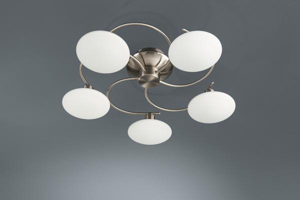 Interiérová stropní svítidla a lustry
