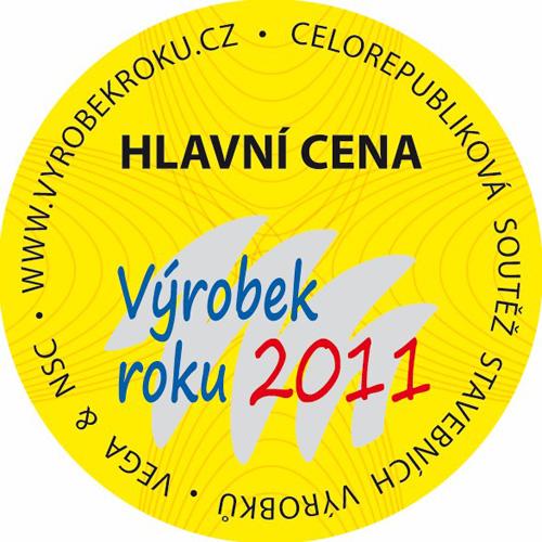 Izolační deska Fasrock L frézovaný oceněna Výrobkem roku 2011