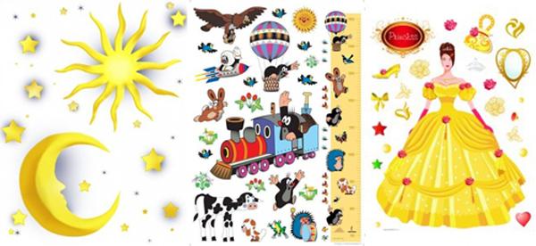 Bydlení čtenářů: Dětské pokojíčky 2011