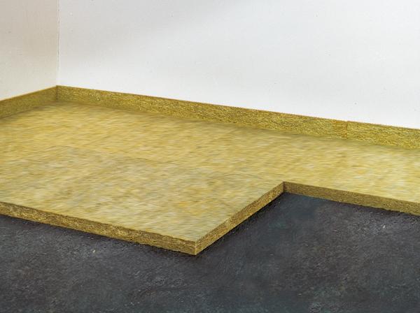 Tepelná i zvuková pohoda pod podlahou s izolací z kamenné vlny