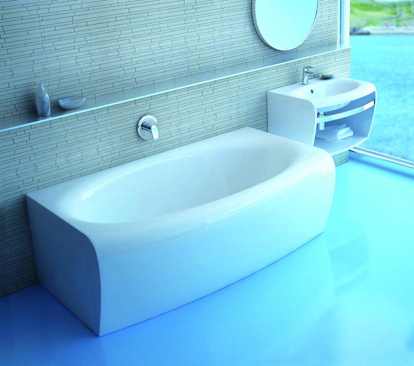 Design Revolution - Vrchol evoluce koupelnových řešení RAVAK