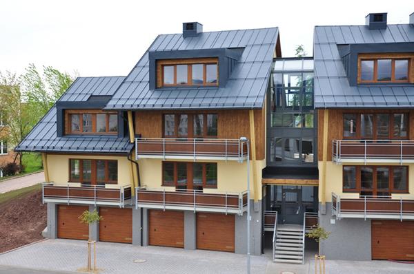 Okna a dveře pro nízkoenergetické a pasivní domy