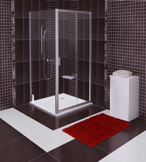 Sprchový kout Blix s novými sprchovými dveřmi