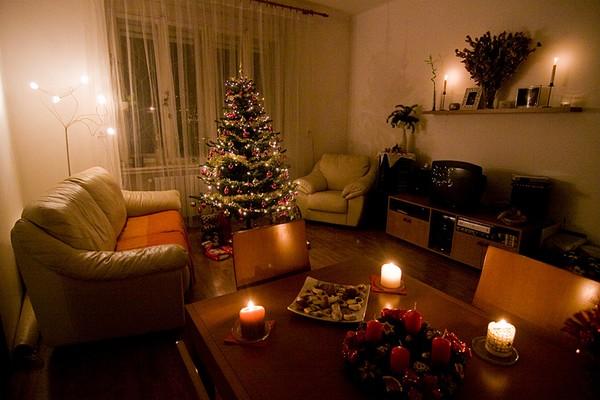 SOUTĚŽ – nejhezčí Vánoční výzdoba.