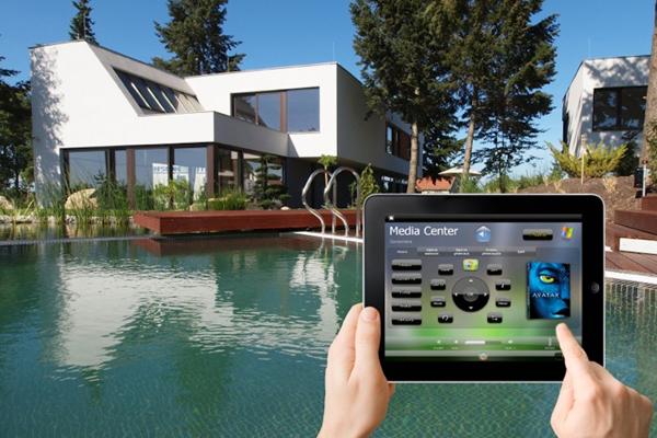 Dopřejte si luxus a ovládejte svůj dům nebo byt iPadem