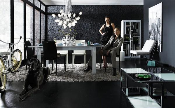 Luxus světelného komfortu