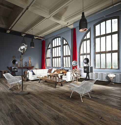 Dřevěné podlahy ve znamení originality
