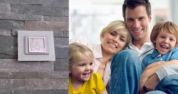 Domovní elektroinstalace a její doplňky