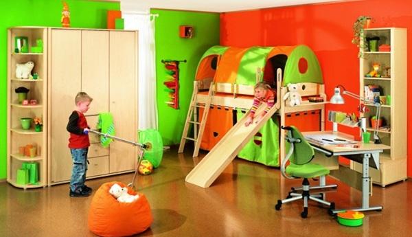 Hravý pokoj