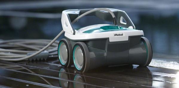 iRobot představuje nového robota na čištění bazénů a čističe okapů