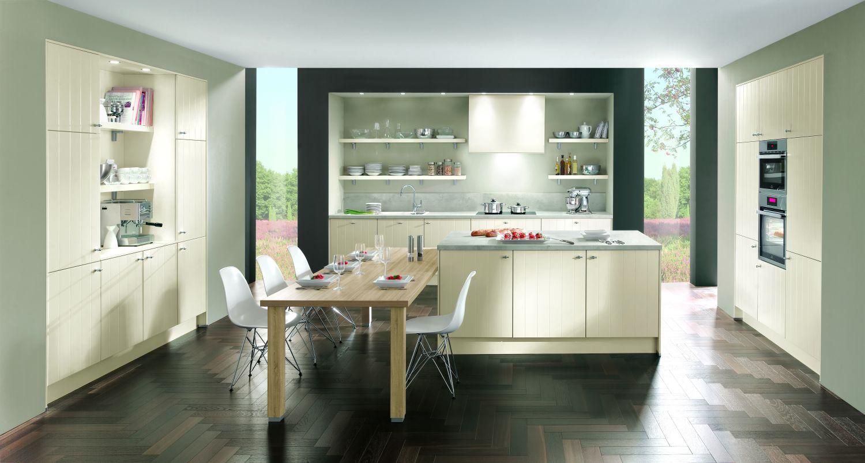 Kuchyň spojená s obývacím pokojem? A proč ne!