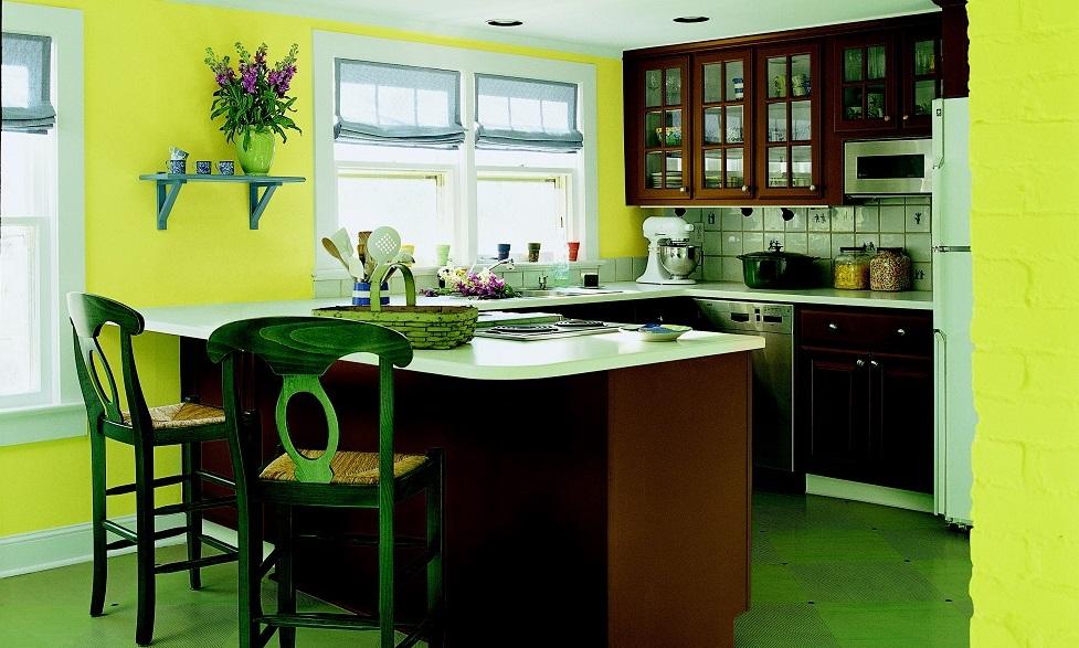 Jak vybrat ideální barvy do vašeho bytu. Triky a rady.