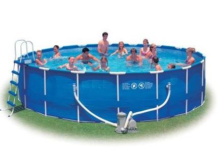 Bazény - stačí si jen vybrat!