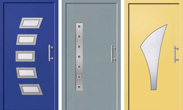 Plastové vchodové jak je neznáte