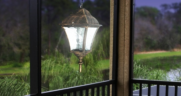 Osvětlení zahrady ocení každý majitel i návštěvy