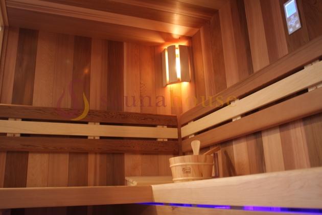 Finské sauny a saunování
